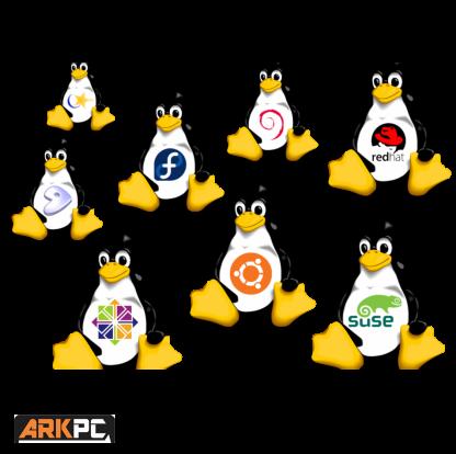 Linux Ubuntu PC, Linux mint PC, Linux CentOS PC
